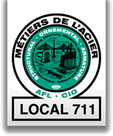 Local 711 - Association Internationale des travailleurs en ponts, en fer structural, ornemental et d'armature