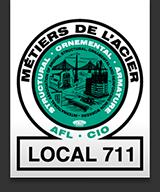 Local 711 - Association Internationale des travailleurs en ponts, en fer structural, ornemental et d'armature